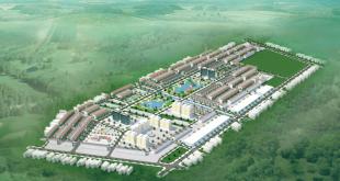 dự án canary city sông công