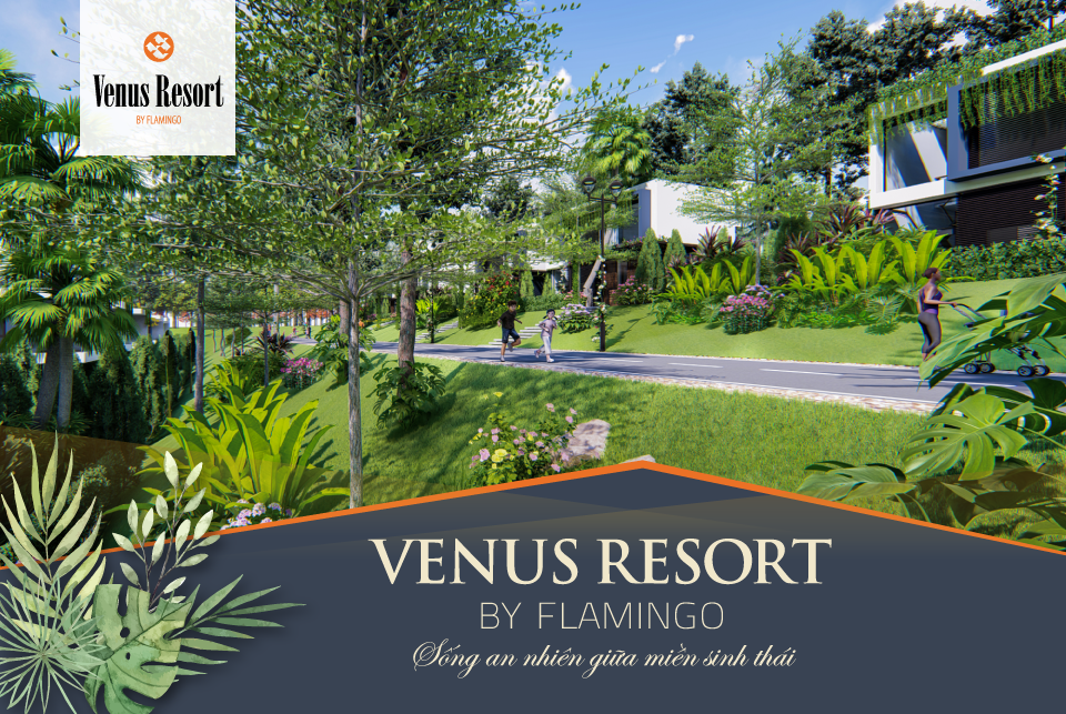 flamingo venus resort đại lải