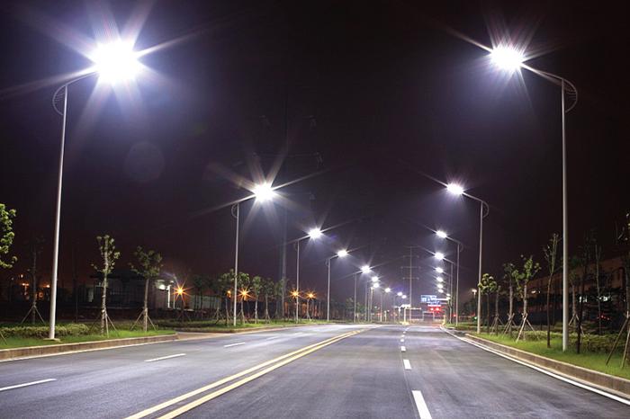 hệ thống chiếu sáng công công khu đô thị him lam vạn an