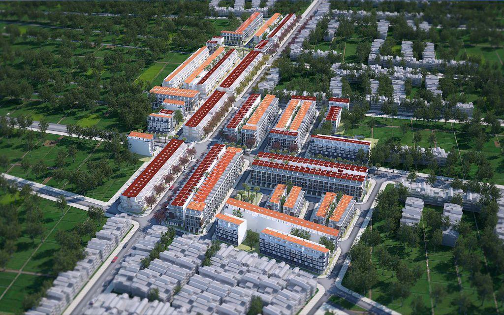 dự án highway city bắc ninh