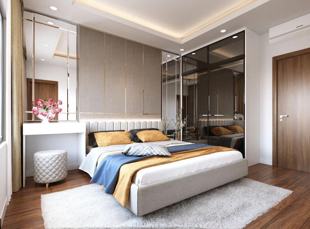 nội thất chung cư lotus central