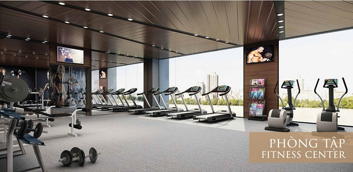 gym vinhomes west point