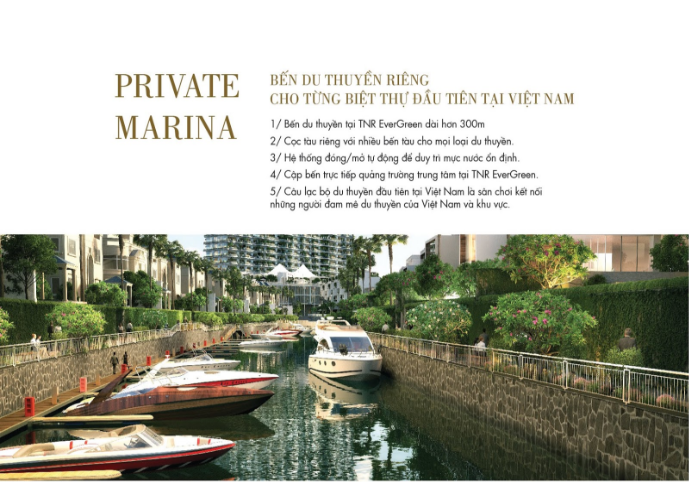 private marina tnr ever green