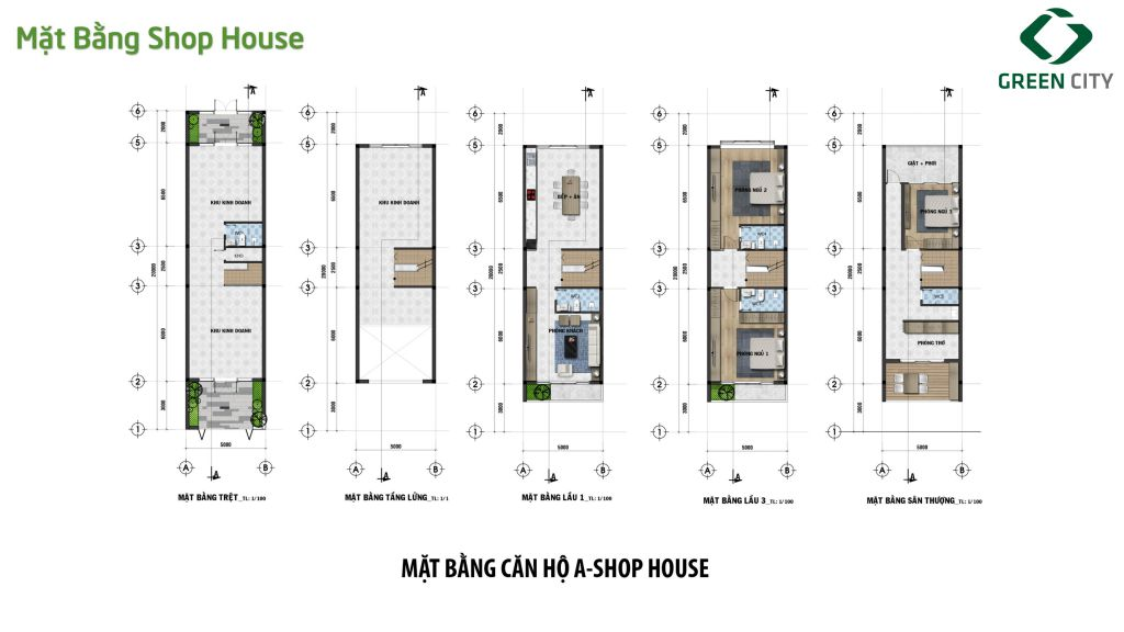 shophouse green city quận 9