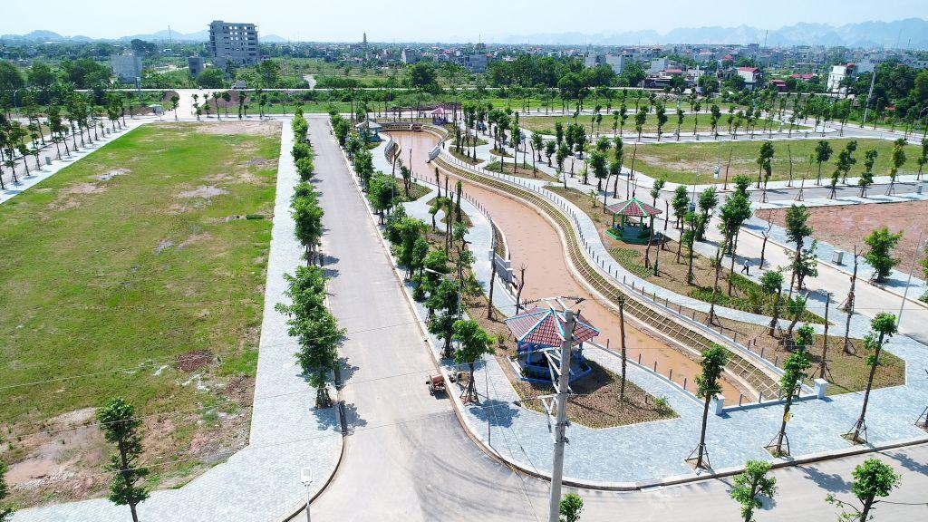 tiến độ thực tế dự án river silk city sông xanh