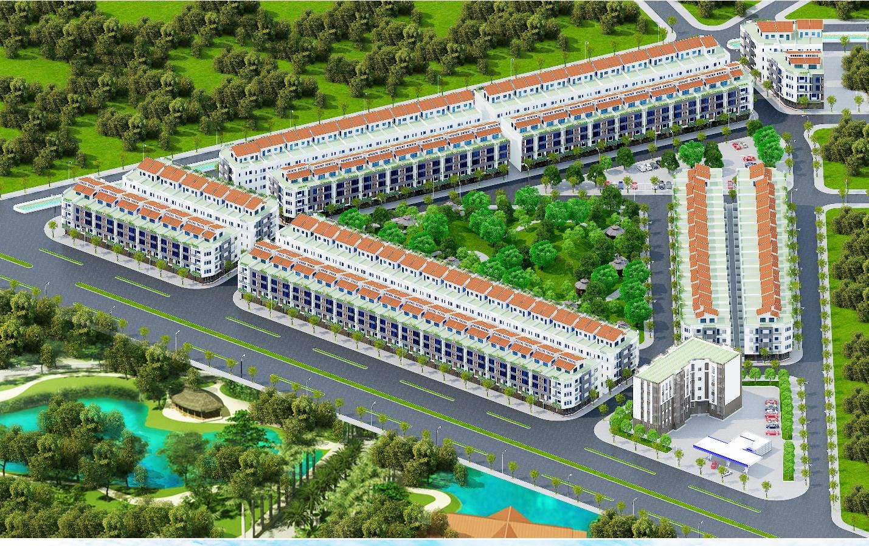 dự án An Bình Golden Town Yên Trung - Yên Phong