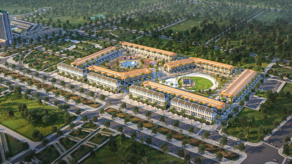 dự án apec imperia boulevard huế