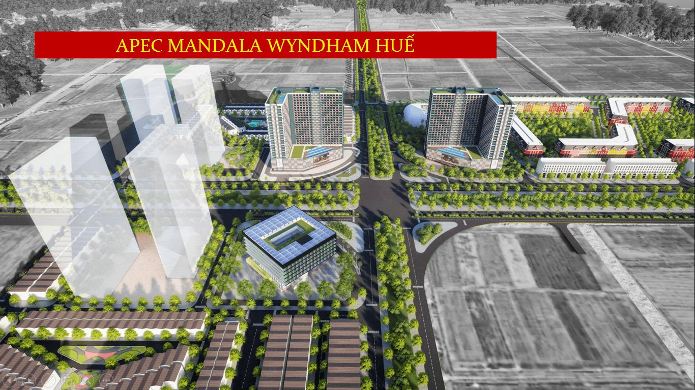 dự án apec mandala wyndham huế