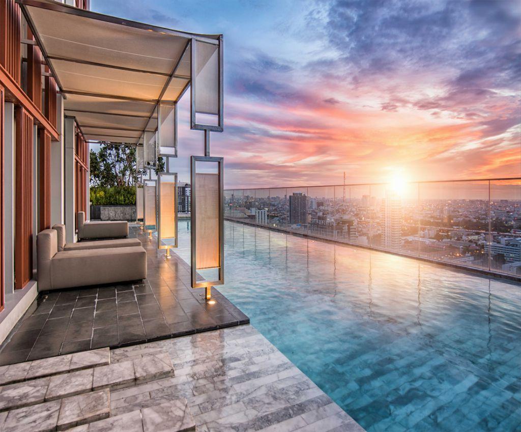 bể bơi sunshine city sài gòn
