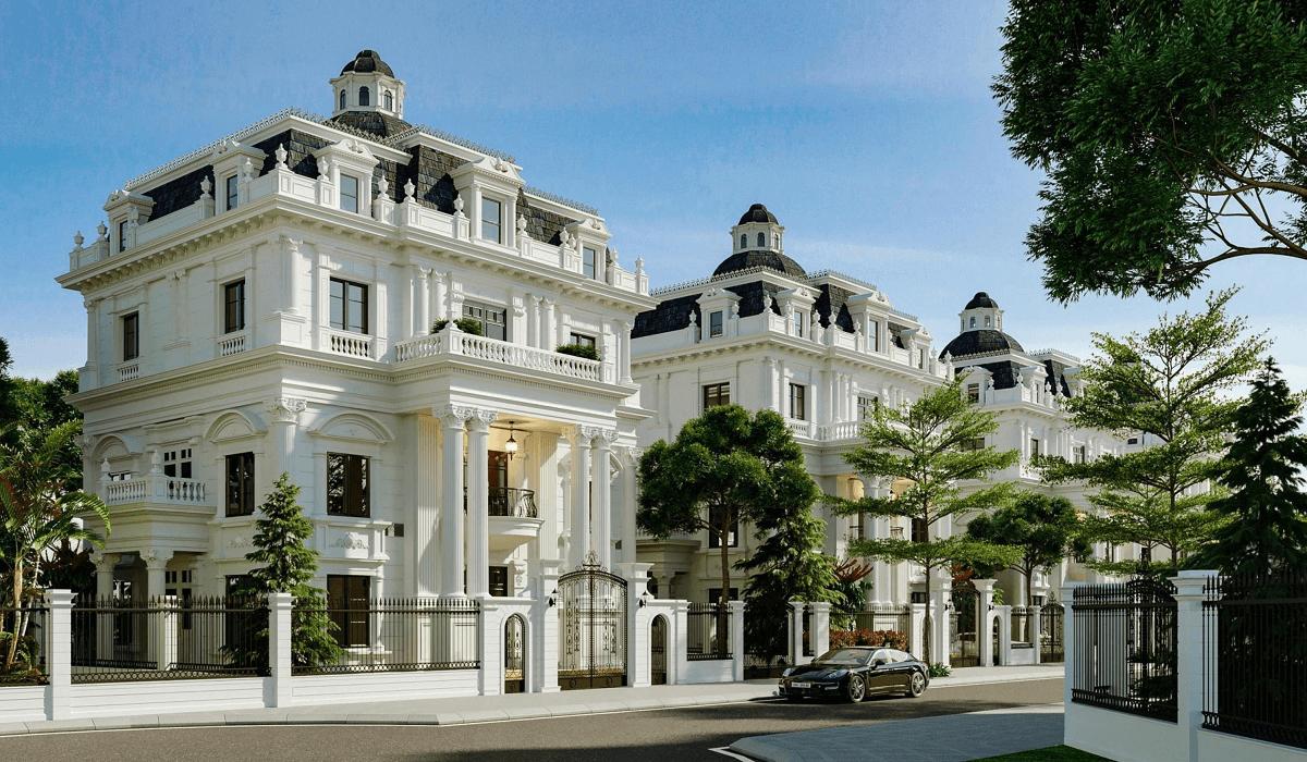 biệt thự đơn lập danko city thái nguyên