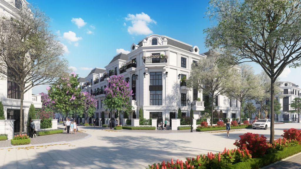 biệt thự elegant park villa