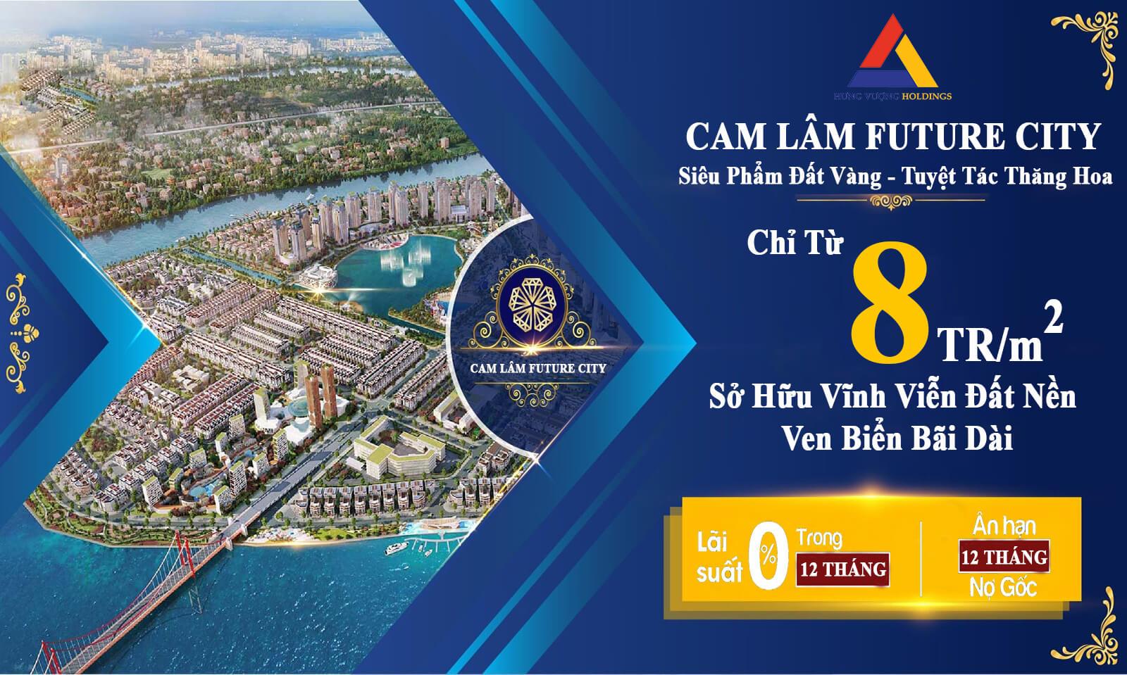 dự án cam lâm future city