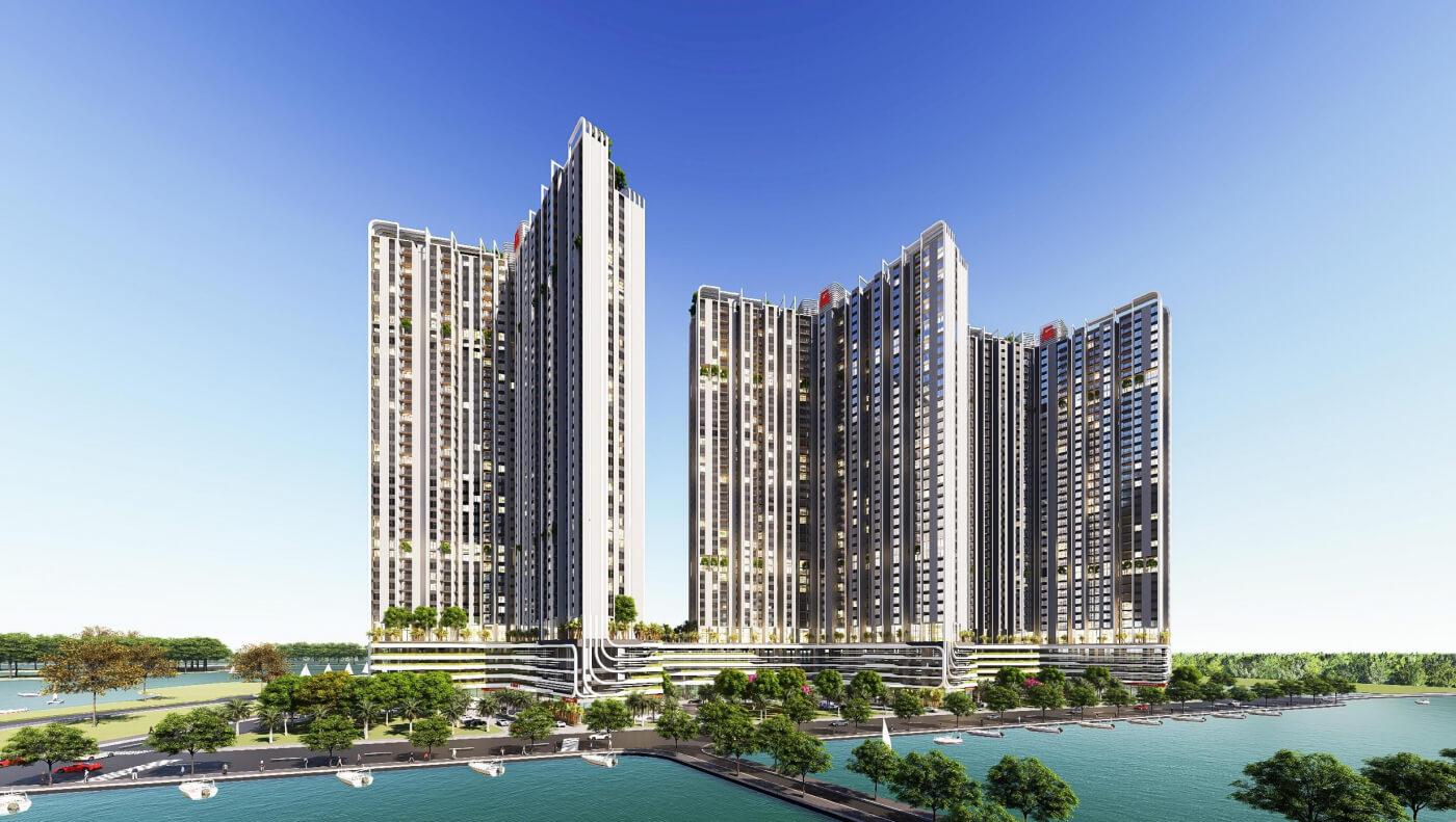 dự án chung cư central residence gamuda yên sở