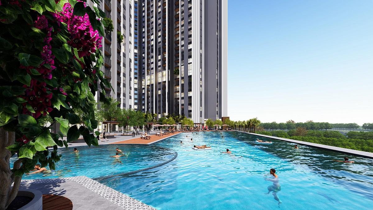 tiện ích dự án chung cư central residence
