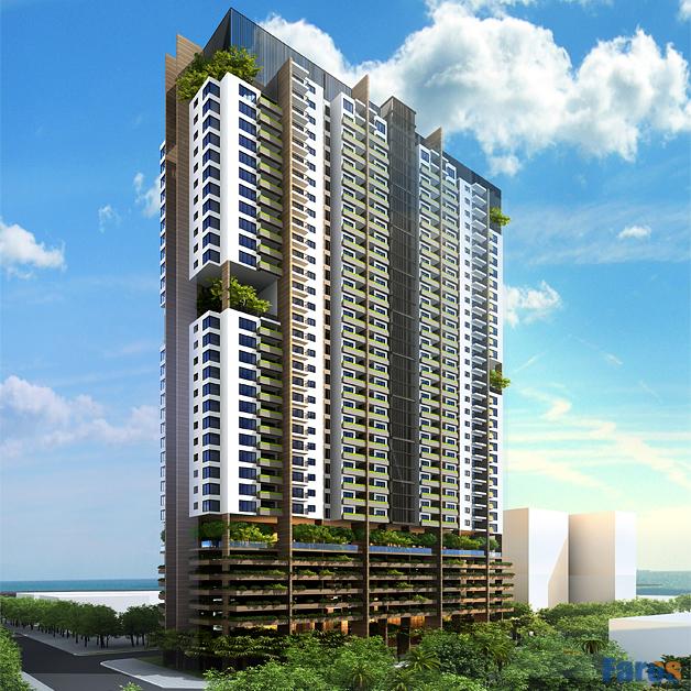 chung cưFLC Green Apartment Phạm Hùng