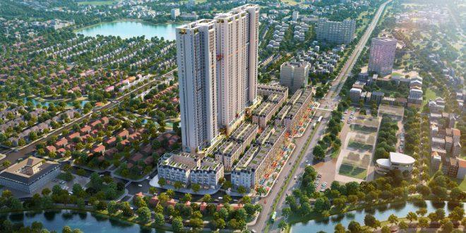 Chung Cư The Terra An Hưng - VITALAND.VN