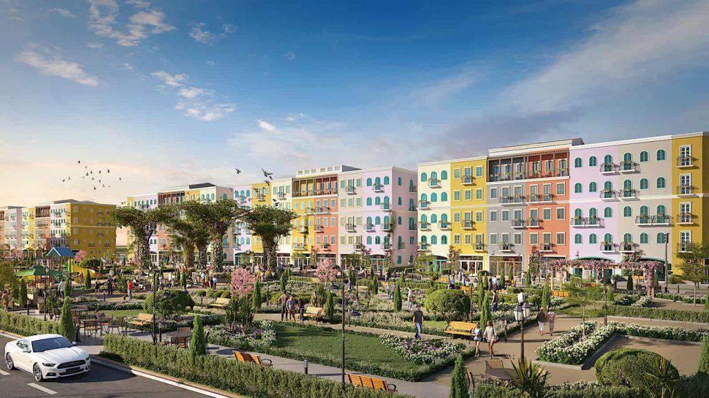 công viên limoni sun grand city new an thới