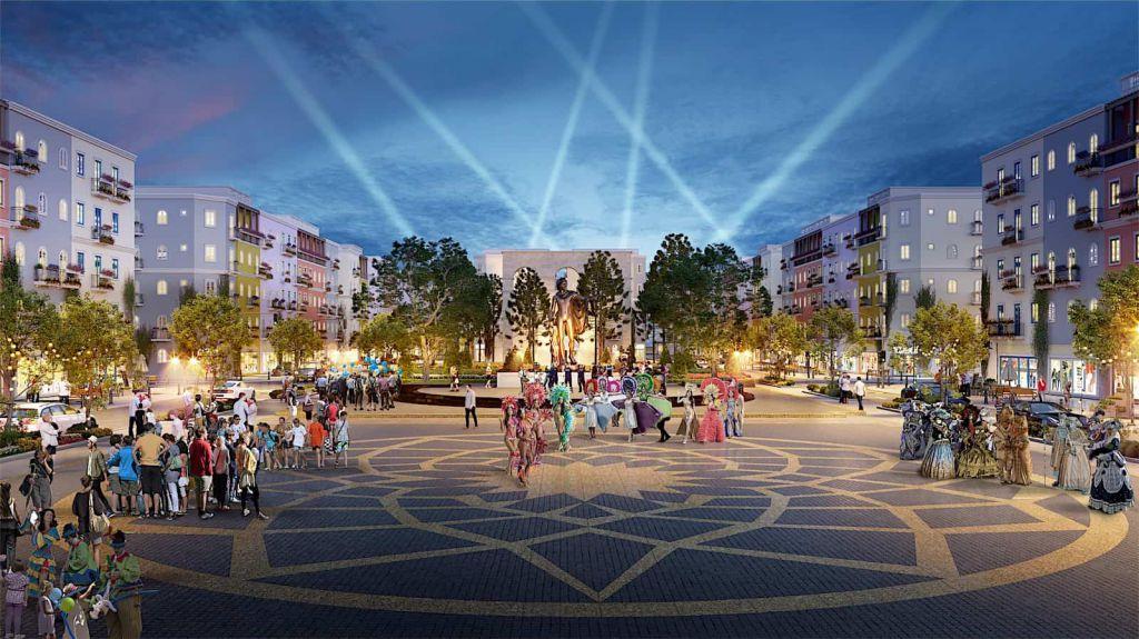 công viên park seta sun grand city new an thới