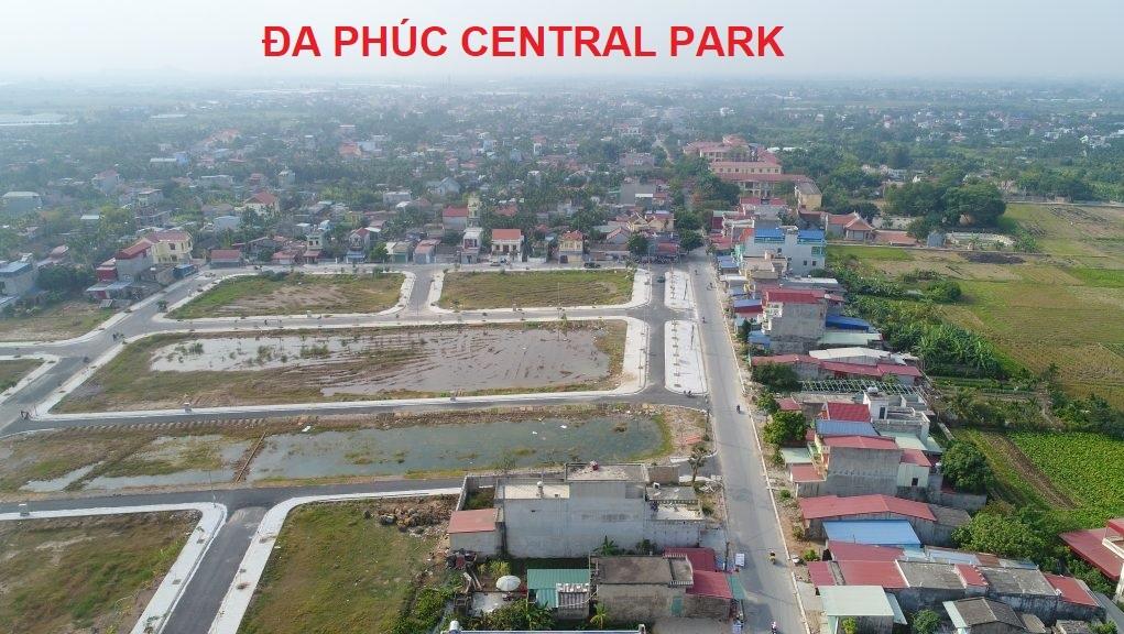 dự án đa phúc central park