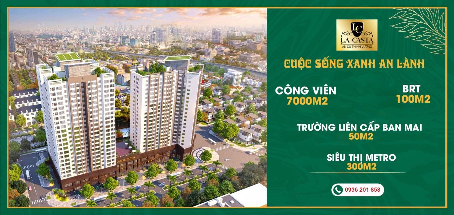 Đánh giá chung cư La Casta Tower