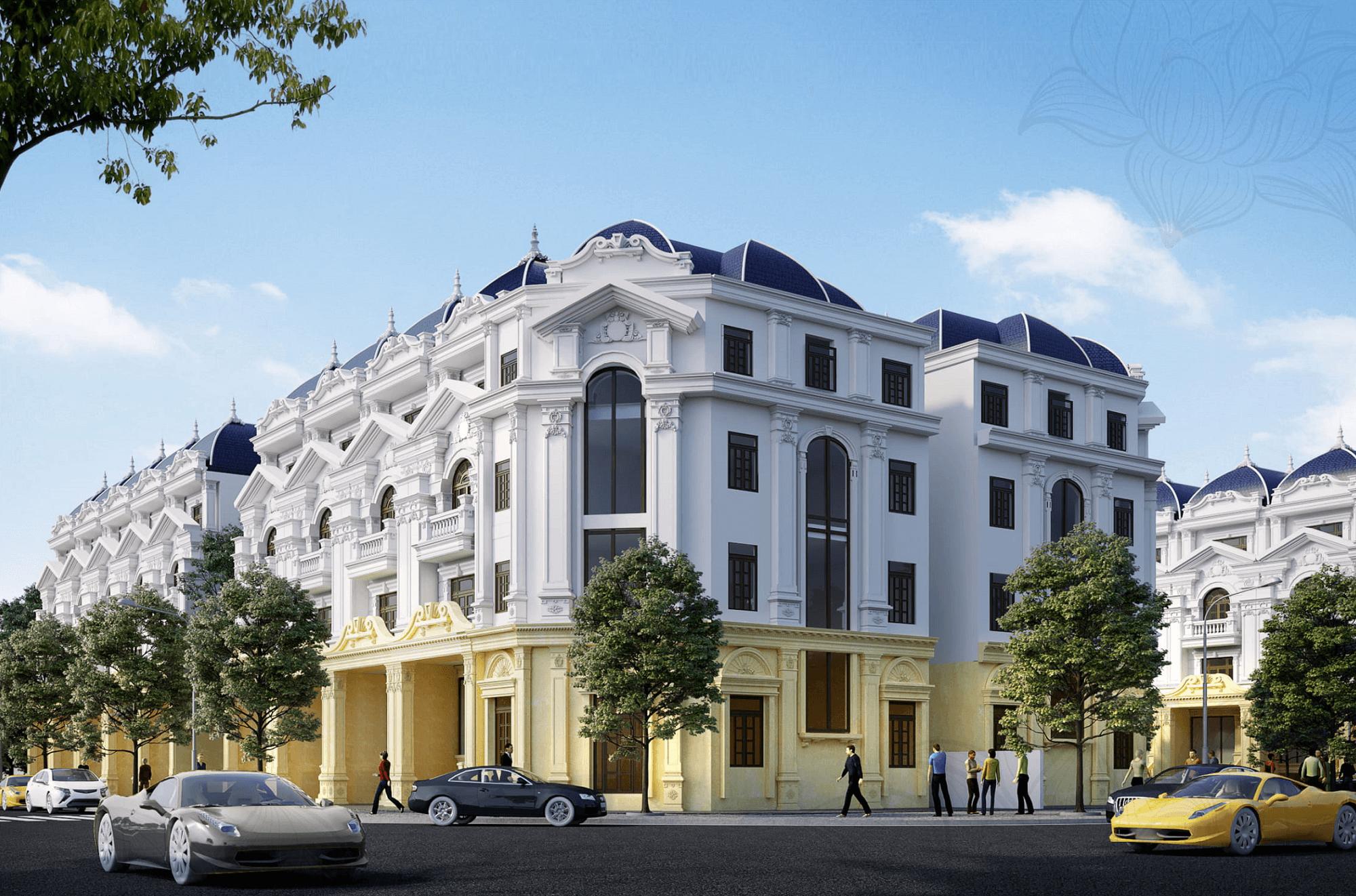 dự án discovery luxury đại mỗ
