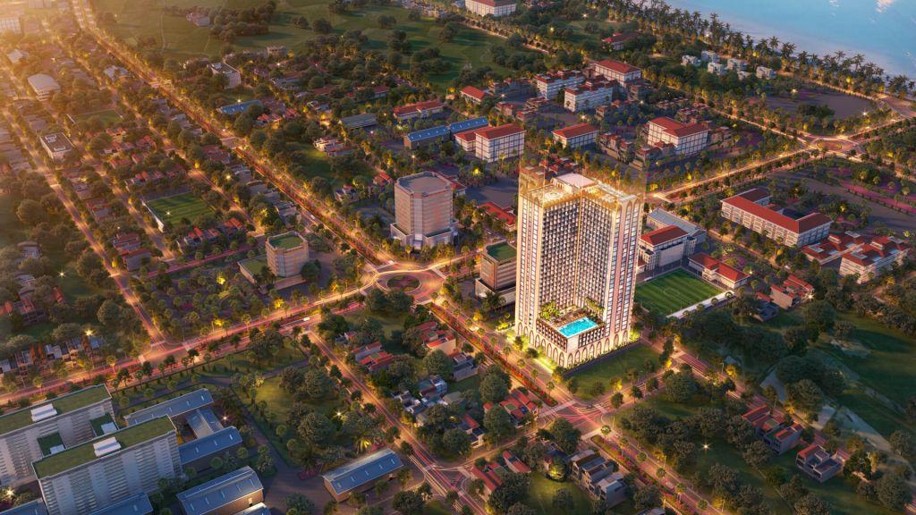dự án căn hộ apec mandala grand phú yên