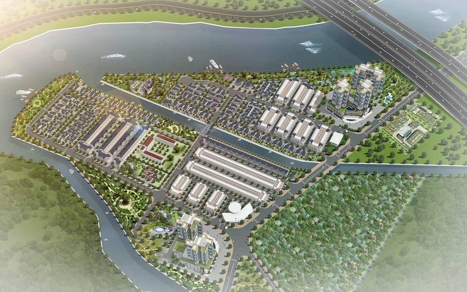 dự án green city quận 9