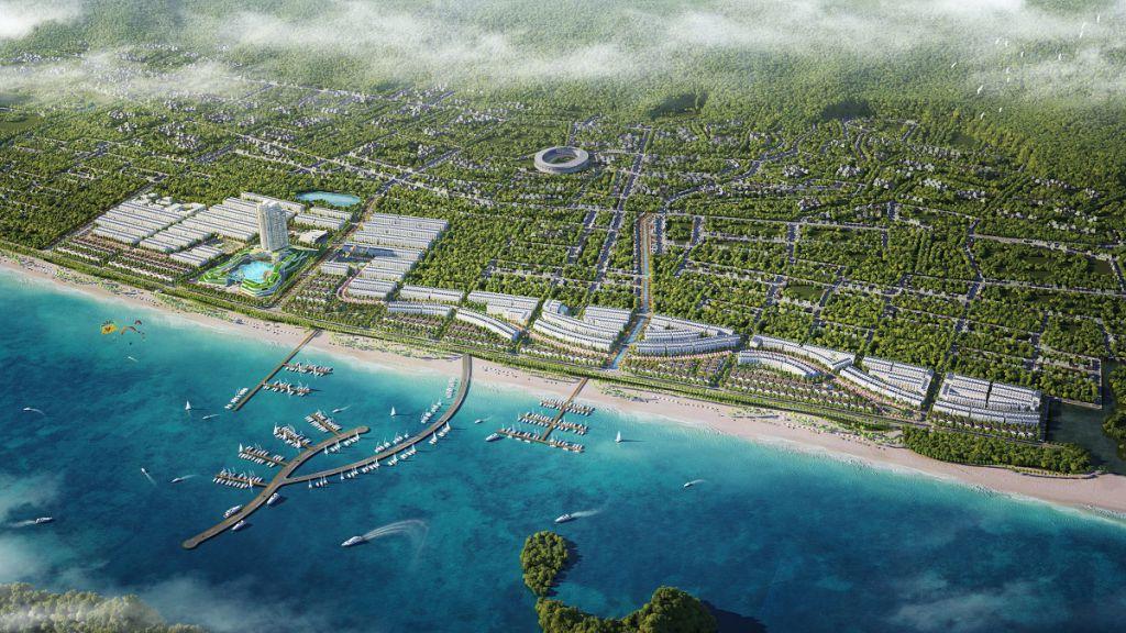 green dragon city cẩm phả