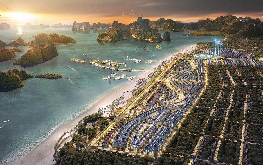 green dragon city ttp cẩm phả