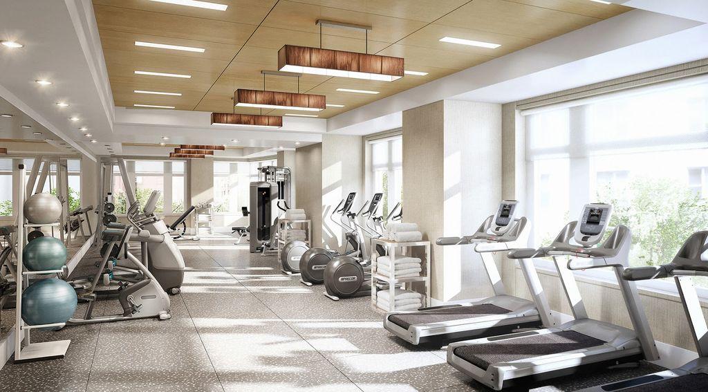 phòng tập gym dự án grandeur palace 138b giảng võ