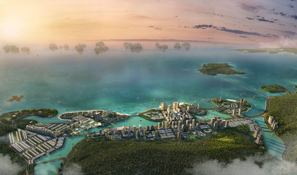 dự án hạ long marina