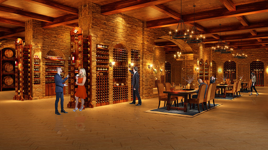 hầm rượu chung cư hateco laroma