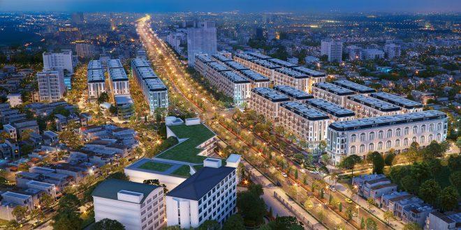 Him Lam Vạn Phúc Luxury Residence - VITALAND.VN