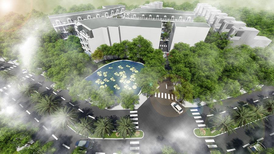 dự án hòa lạc green