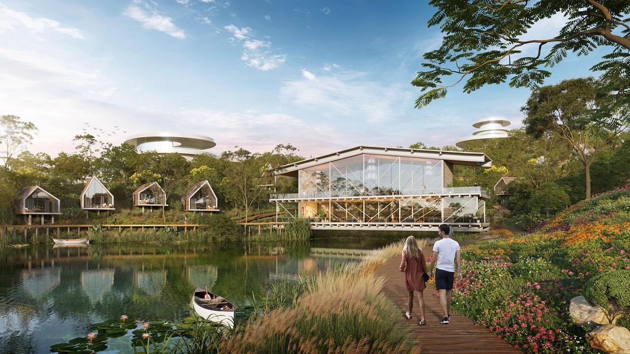 """Biệt thự nghỉ dưỡng Legacy Hill: """"Ngôi nhà thứ 2"""" đích thực"""
