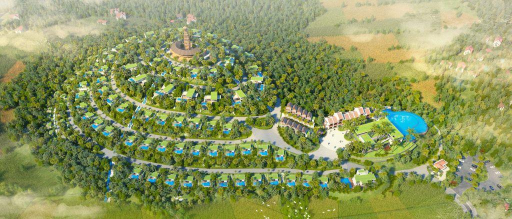 dự án long thành hòa bình luxury resort