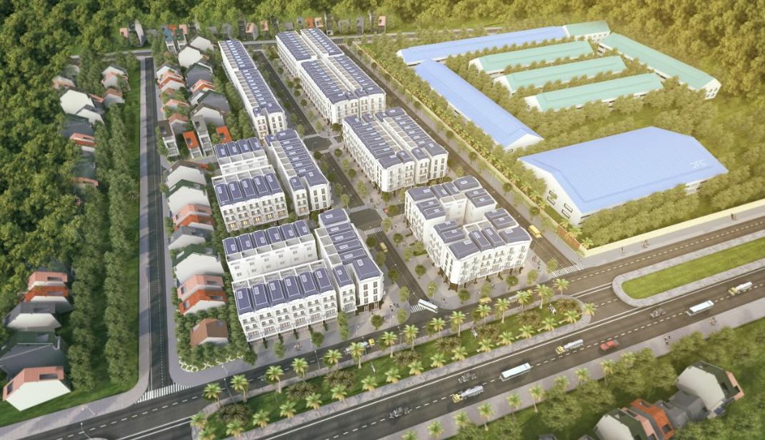 midtown one uông bí