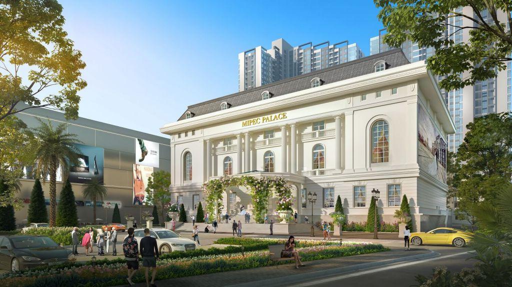 trung tâm tiệc cưới mipec palace