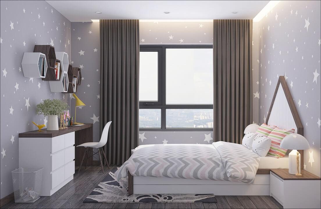 nội thất chung cư green diamond láng hạ
