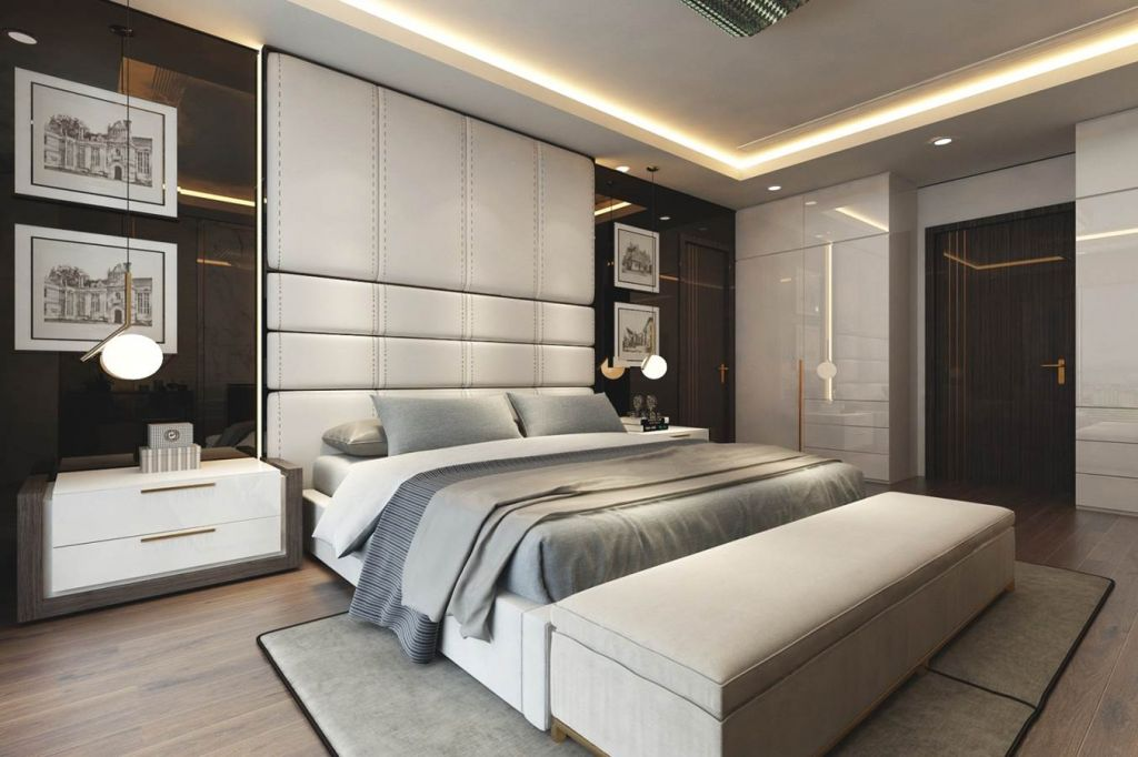 nội thất căn hộ sunshine boulevard