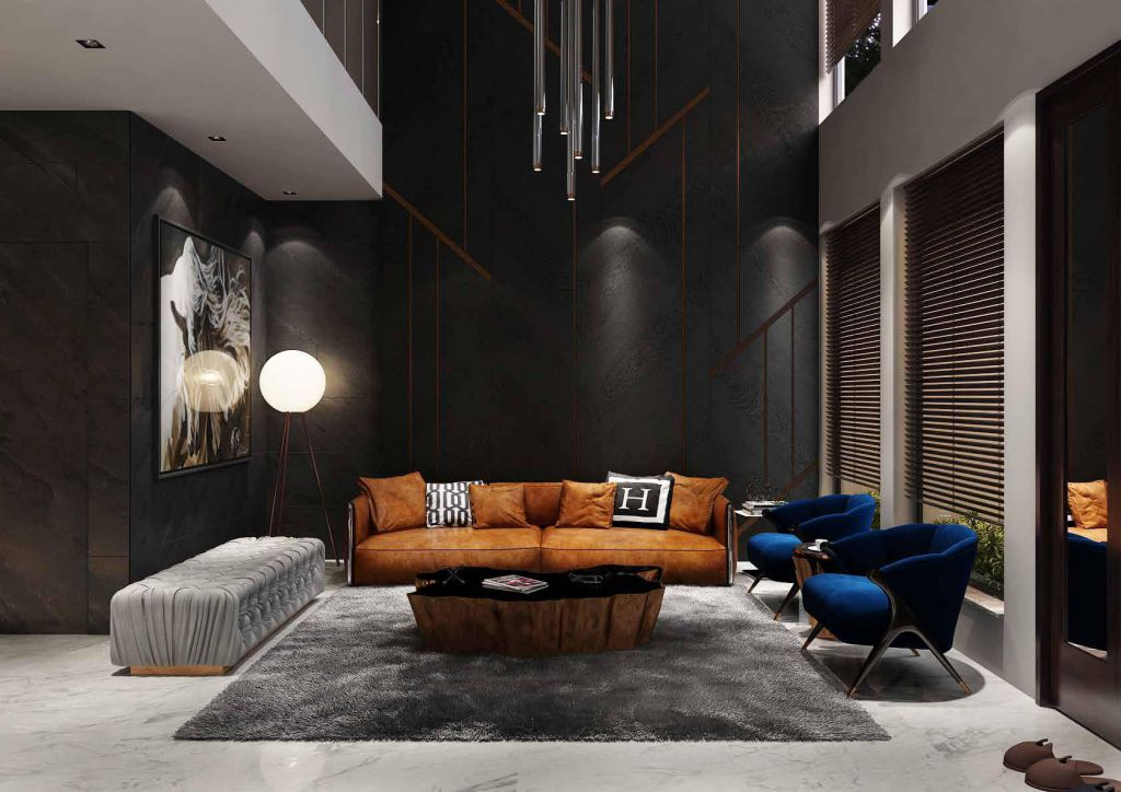 nội thất liền kề sunshine mystery villas
