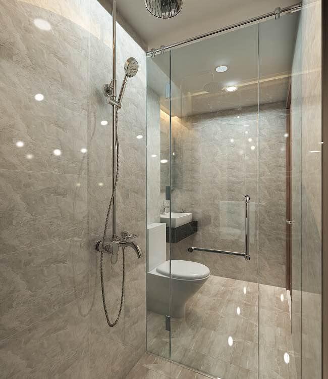 phòng tắm chung cư xuân mai tower thanh hóa