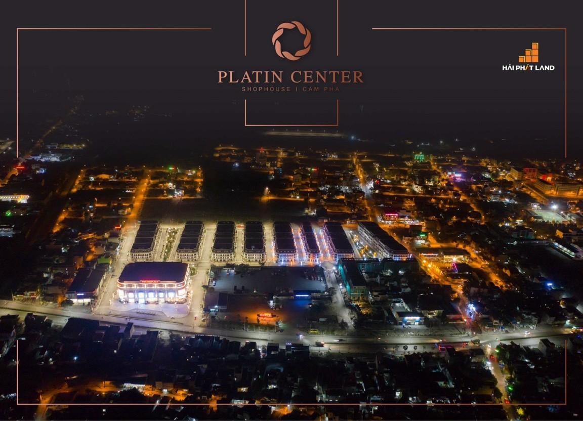 shophouse platin center cẩm phả