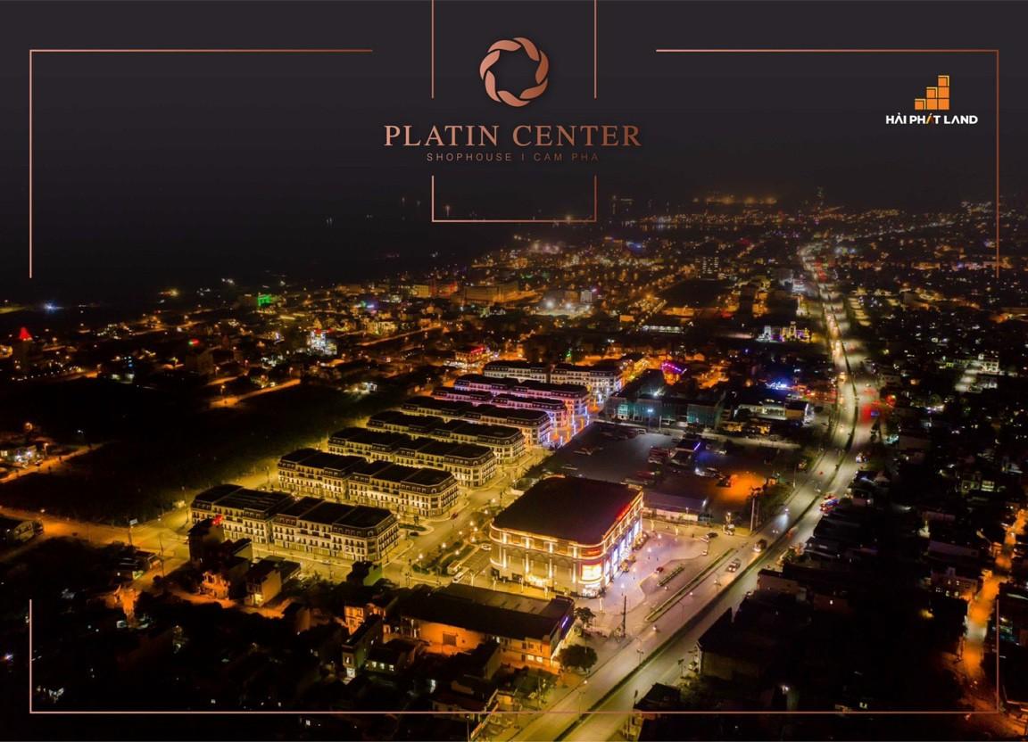 shophouse dự án platin center cẩm phả