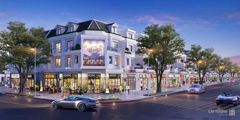 shophouse mango city cam lâm