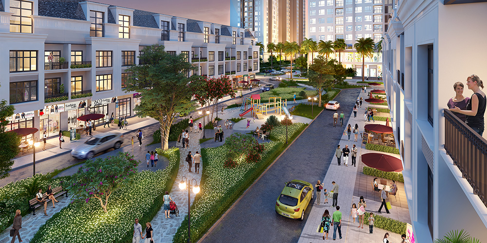 shophouse vinhomes wonder park
