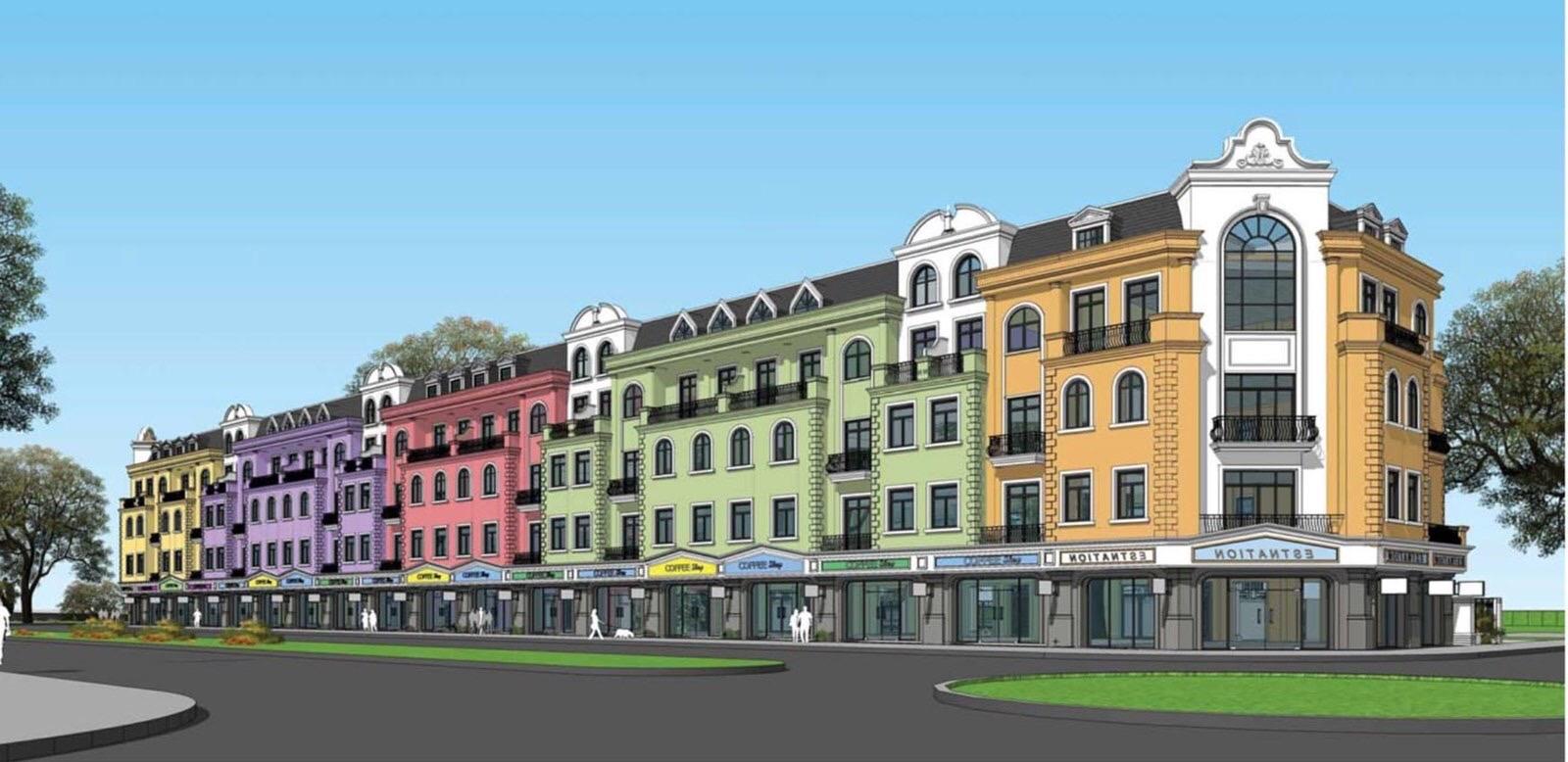 shophouse Spring Hill Tuyên Quang