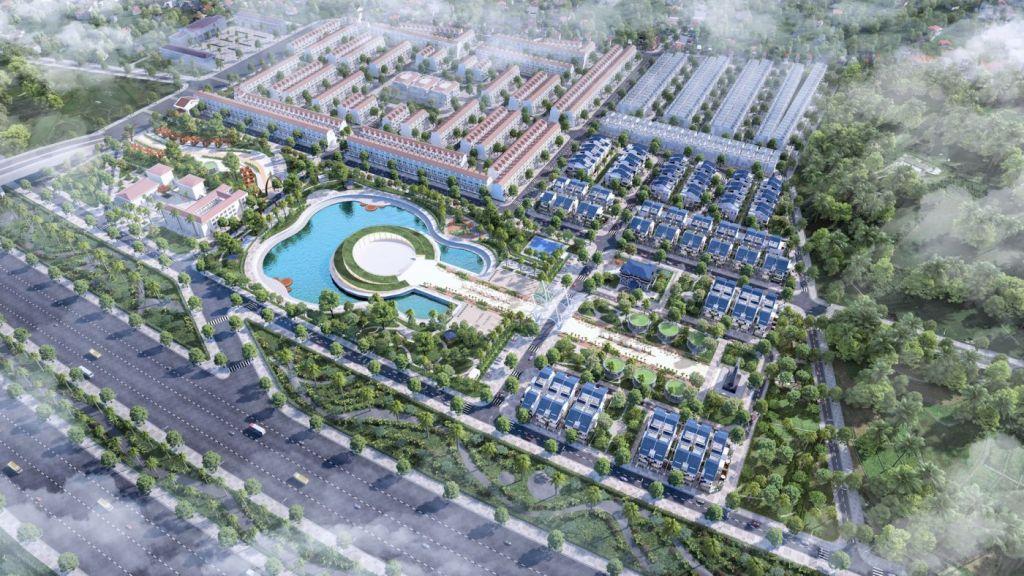 dự án sol lake villa