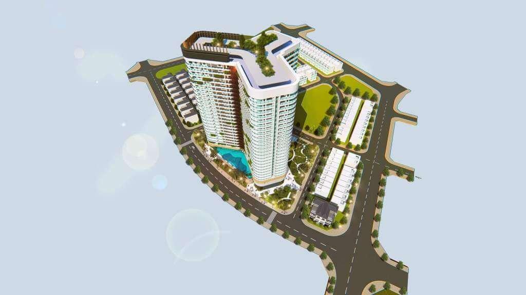 dự án chung cư tecco diamond thanh trì