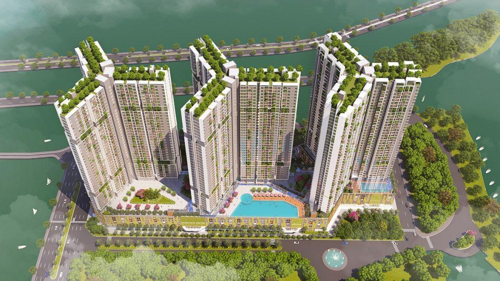 dự án chung cư the dandelion residence